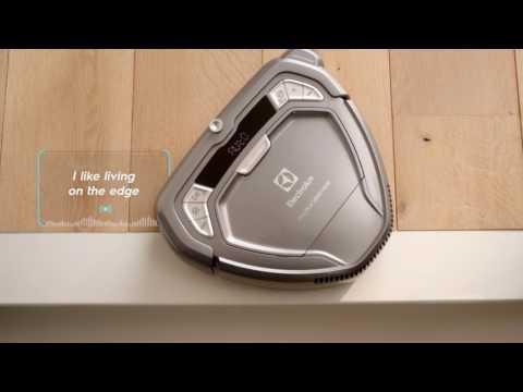 Electrolux MotionSense robotic vacuum cleaner