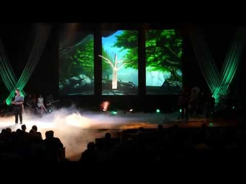 SCG Church Creation Event Easter Service 2015
