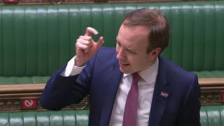 video: MPs vote to extend Covid powers for a further six months, despite Tory rebellion