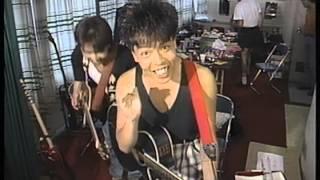 (再) 88年 INGRY MONGRY 渋谷公会堂 LIVE 楽屋.