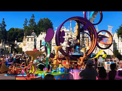 AJ - #Disneyland March 2019 Highlights
