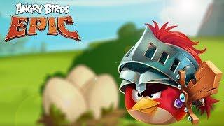 Angry Birds Epic RPG - Rovio Entertainment Ltd CAVE 10 CITADEL 8