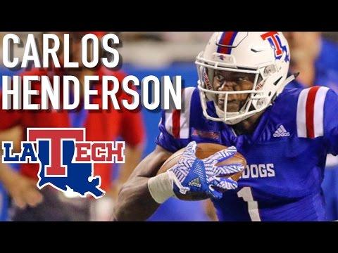 Carlos Henderson || Official LA Tech Highlights