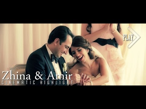 Upbeat Persian Wedding - Zhina & Amir, Vancouver