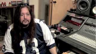 TESTAMENT - Gene Hoglan / Making of: DARK ROOTS OF EARTH (OFFICIAL BEHIND THE SCENES)
