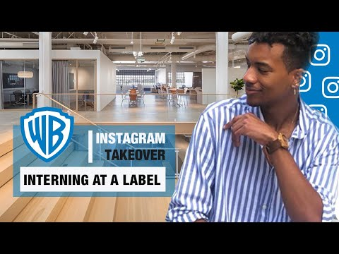 Music Label Intern: Instagram Takeover at Warner Bros Records Mp3