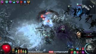 Path of Exile 2.0: Hegemony's Darkshrine Ball Lightning Witch! Day 3 & 4