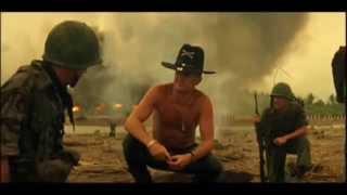 Apocalypse Now Redux - Escena del napalm y la Tabla del Coronel