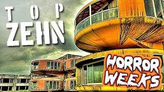 10 mysteriöse verlassene Orte!   Horror Weeks