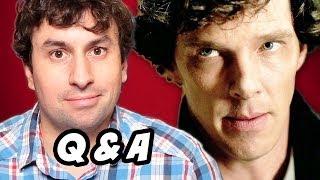 Sherlock Season 3 Episode 3 Q&A - Ask Emergency