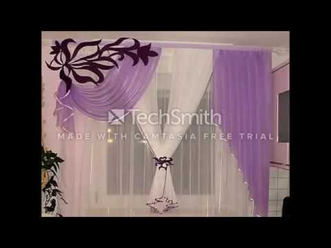 Living Room Curtain Designs 2017 Curtain Models Youtube