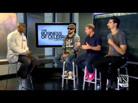 Backstreet Boys Discuss Former CEO Lou Pearlman   Backstreet Boys Interview
