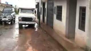 Las Tinajitas, Palo Gordo, Municipio Cárdenas. Táchira - Venezuela.