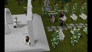 dumbest roblox wedding ever