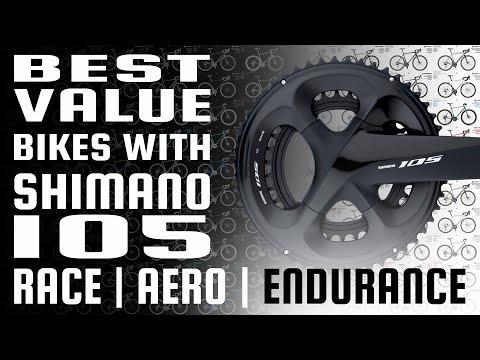 BEST VALUE BIKES WITH SHIMANO 105 | RACE | AERO | ENDURANCE |  BIKOTIC