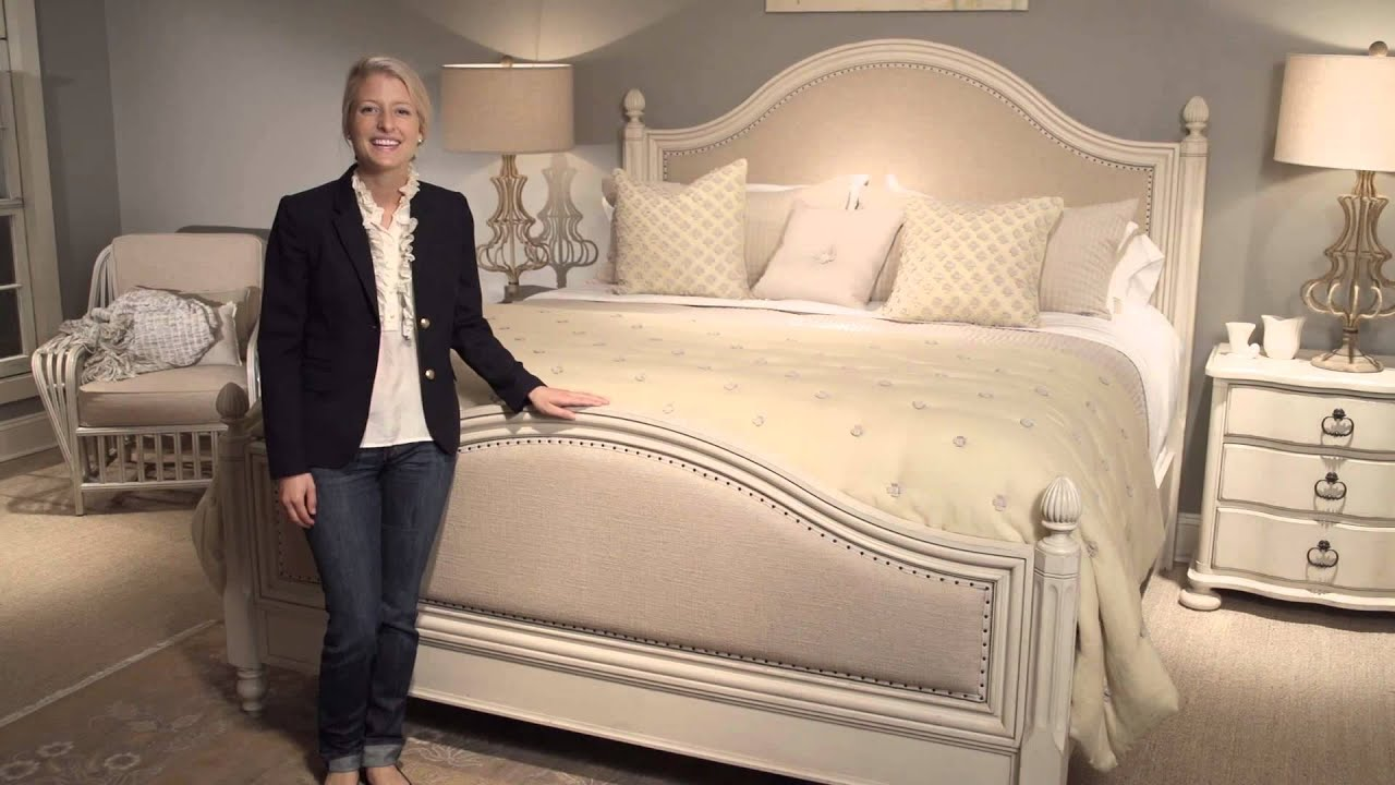 paula deen home river house low post bed from universal furniture - Paula Deen Bedroom Furniture