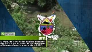 Peñamiller expidió cheques depositados en cuentas de servidores públicos, cónyuges y parientes