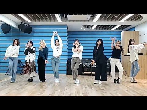 TWICE - FEEL SPECIAL (WITH MINA) | DANCE PRACTICE [FULL HD]