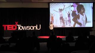 Sustainable Change through 'Dance Diplomacy' | Adele Switzer | TEDxTowsonU