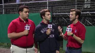 Gatemen Baseball Network Postgame: Wareham Gatemen vs. Chatham Anglers CCBLC Game 1 (8/11/18)