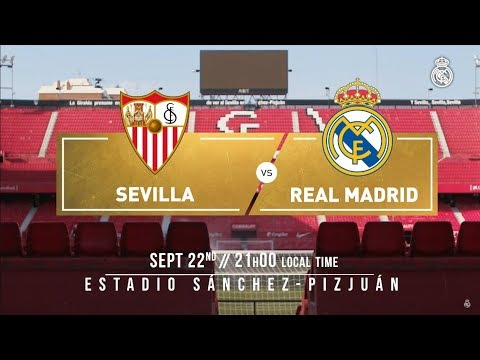 PREVIEW | Sevilla vs Real Madrid