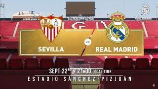 PREVIEW | Sevilla vs Real Madrid