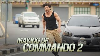 Making of Commando2 |Action Teaser |Vidyut Jammwal |Adah Sharma |Esha Gupta |Freddy |3rd March 2017
