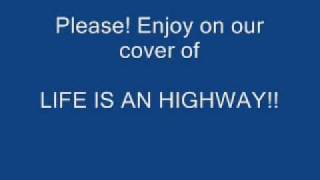 CullenCr3w - Life is an highway (Lyrics)