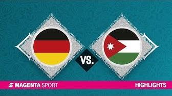 Deutschland - Jordanien | Gruppenphase, FIBA-WM | MAGENTA SPORT