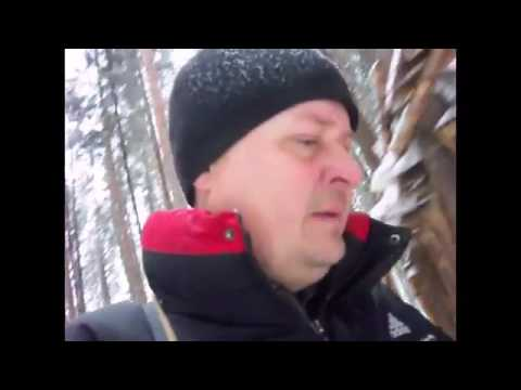Постройка лачуги в лесу №36  Фольгированная губка 2