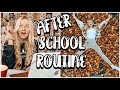 HERBST AFTER SCHOOL & HAUSAUFGABEN ROUTINE 2020 | MaVie Noelle