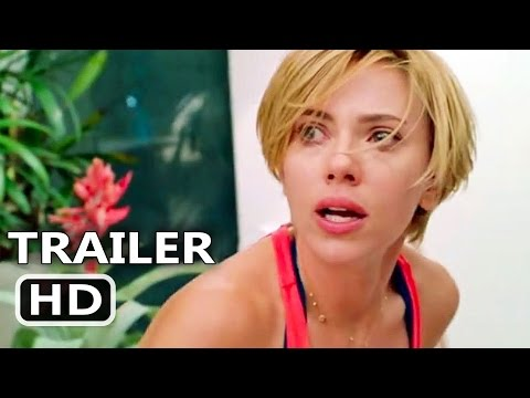 RΟUGH NІGHT Official Trailer (2017) Scаrlett Johаnsson Comedy Movie HD