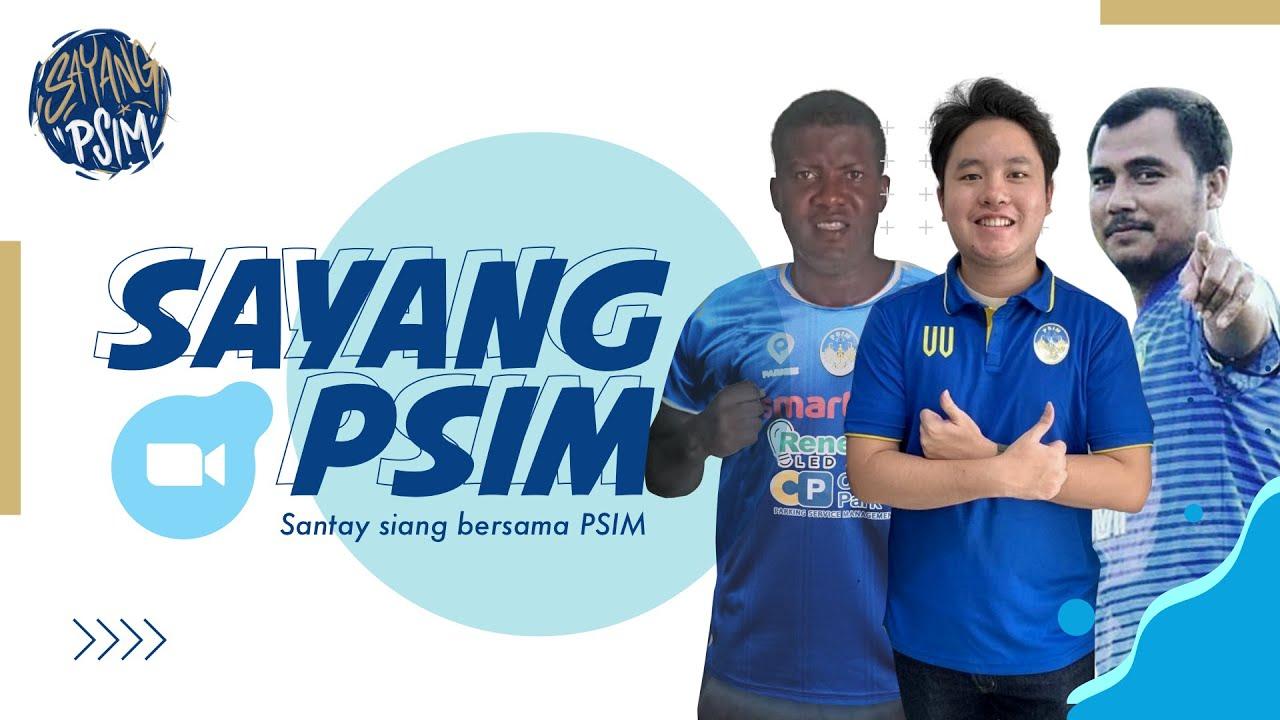 """Sayang PSIM: Marjono """"PSIM itu Liga 2, rasa Liga 1 penontonnya"""" #5"""