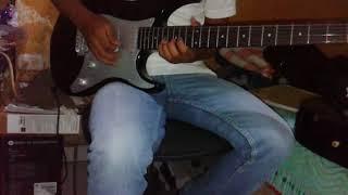 Solo de Guitarra Ciudad de Colores-Bany Muñoz