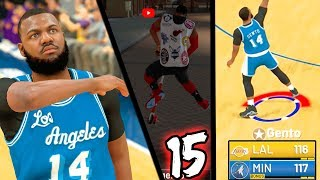 NBA 2k19 MyCAREER - Down to the LAST SHOT! 75K Scooter! Ep 15