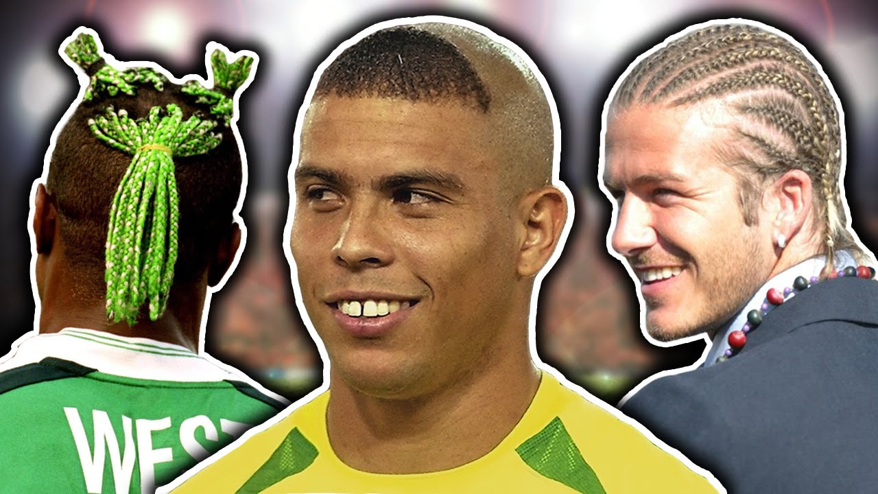 50 Worst Footballers Haircuts