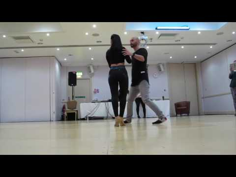 Azlan & Mabel Kizomba Demo, Scottish Kizombachata Festival 2017_
