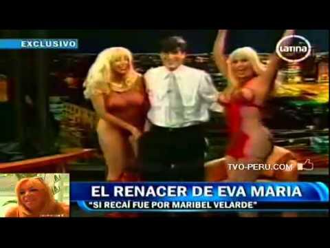 Eva María Abad:Maribel Velarde me introdujo en el mundo de la prostitución