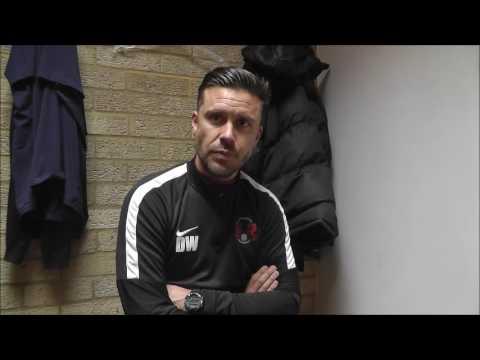 P: O's boss Danny Webb ahead of Crawley Town trip
