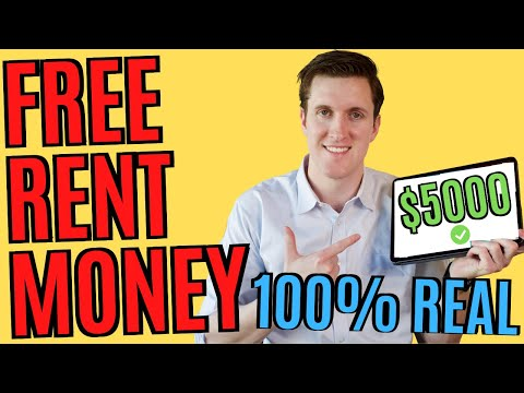 How to Apply for FREE Rent Assistance (NEW UPDATE $25B Stimu