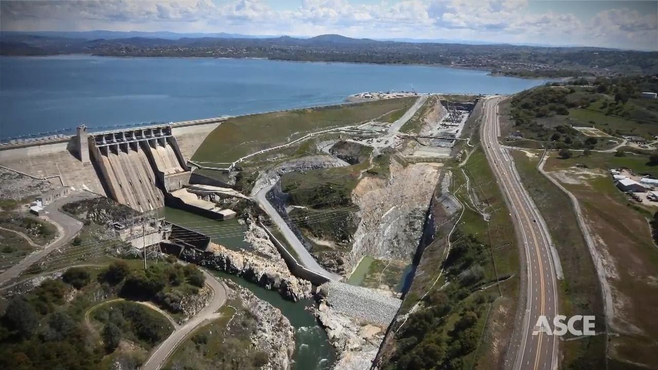Folsom Dam Auxiliary Spillway Phase Iv
