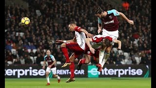 West Ham 2 1 West Brom Andy Carroll scores late winner