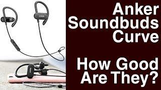 Anker SoundBuds Curve Review | Bluetooth Headphones