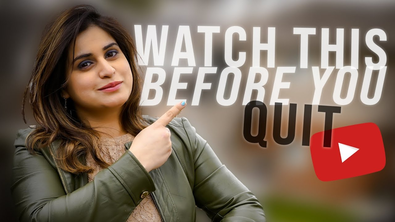 Thinking of quitting YouTube? watch this video first | Sneak Peek with Isha & Deepak