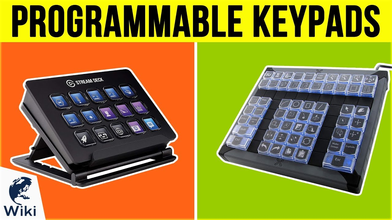 Top 10 Programmable Keypads of 2019 | Video Review