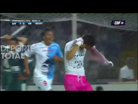Gol de Matías Dituro en Chile