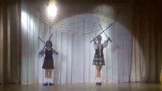 Шотландский танец с мечами(, 2016-03-13T10:42:50.000Z)
