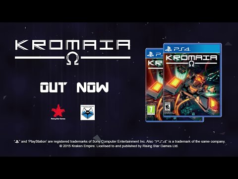 Kromaia Ω Launch Trailer - Playstation 4 (EU)