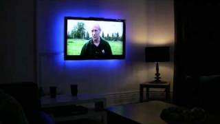 LCD Plasma Home Theatre lighting Kit- LED TV Backlight/Mood Lighting/Ambient Lights/Back Light