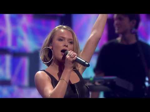 Zara Larsson - Symphony @ Nobel Peace Prize Concert 2017 [HD]